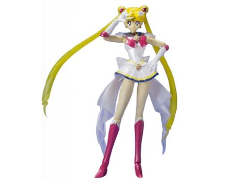 Super Sailor Moon - Pretty Guardian Super Sailor Moon - S.H.Figuarts - Bandai