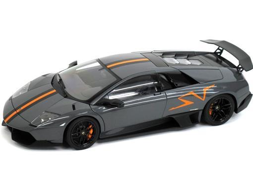 Lamborghini: Murcielago LP670-4 Super Veloce China Edition - 1:18 - Autoart