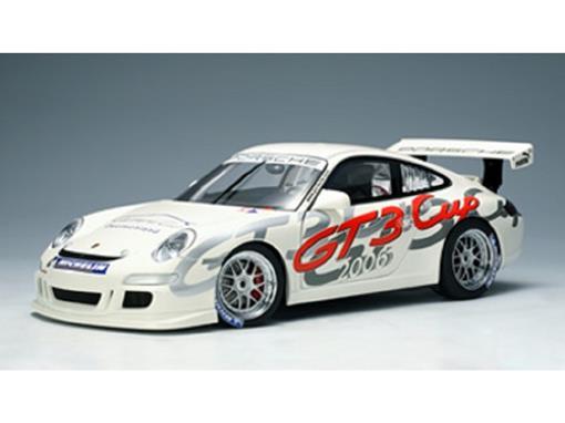 Porsche: 911 (Typ 997) GT3 Promo Cup (2006) - 1:18 Autoart