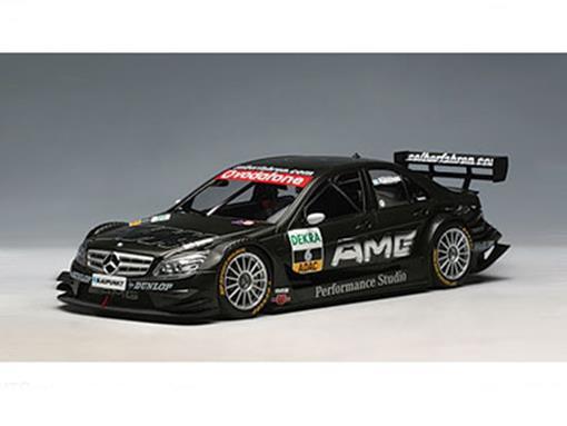 Mercedes Benz: C-Klasse V8 AMG DTM (2007) - Hakkinen #6 - 1:18 - Autoart
