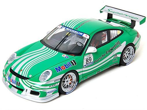 Porsche: 911 (Typ 997) GT3 Cup Vip (2006) - Verde - 1:18 - Autoart