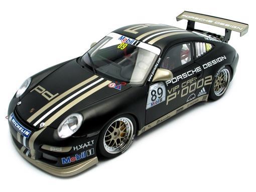 Porsche: 911 (997) GT3 Vip Cup P0002 #89 (2007) - 1:18 - Autoart