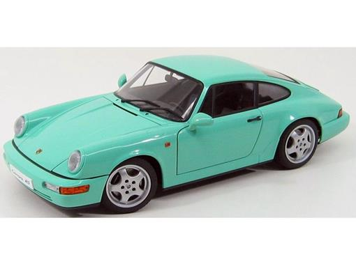 Porsche: 911 (964) Carrera RS (1992) - Verde - 1:18 - Autoart