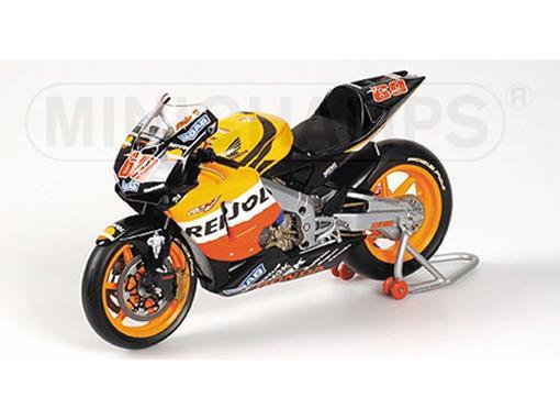 Honda: RC211V - Repsol Honda Team - Nicky Hayden - MotoGP (2003) - 1:12 - Minichamps