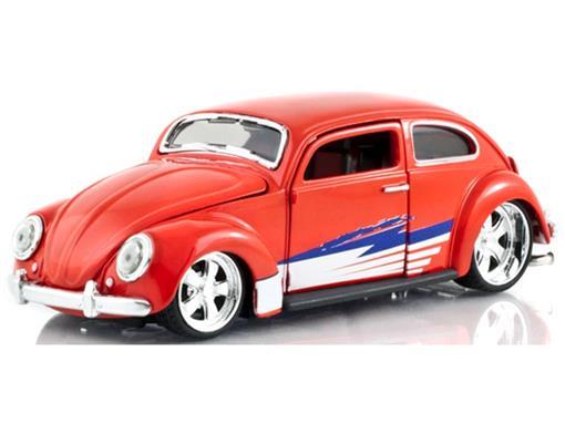 Volkswagen: Beetle / Fusca (1966) - AllStars - 1:24 - Maisto
