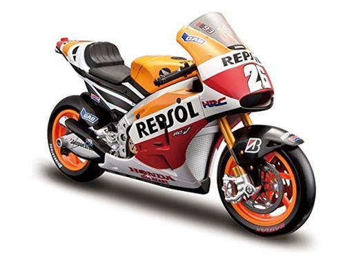 Honda: RC213V - #26 Dani Pedrosa - Repsol Honda Team - MotoGP 2014 - 1:10 - Maisto