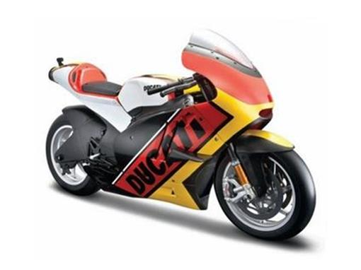 Ducati: World Cycle Germany - 1:6 - Maisto