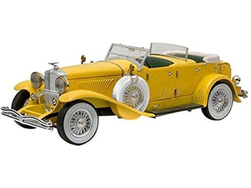 Duesenberg: II SJ - The Great Gatsby (1934) - 1:18 - Greenlight