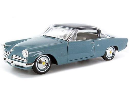 Studebaker: Starliner (1953) - Azul - 1:18 - Maisto