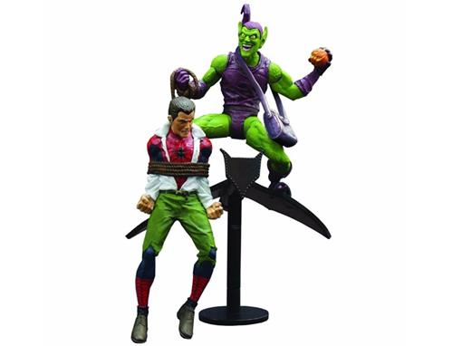 Boneco Green Goblin (Duende Verde) - Marvel Select