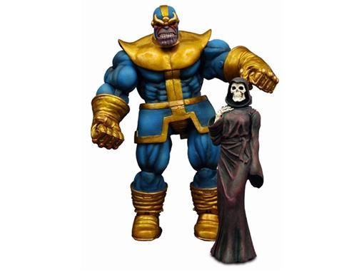 Boneco Thanos - Marvel Select