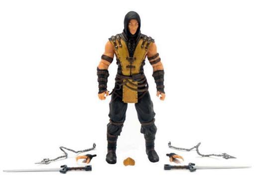 Boneco Scorpion