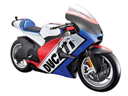 Ducati: World Cycle France - 1:6 - Maisto