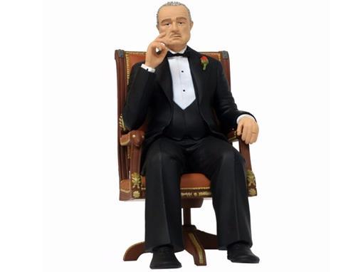Boneco Vito Corleone - The Godfather Poderoso Chefão - SD-Toys