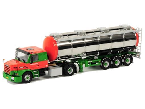 Scania: T113/T143 Torpedo
