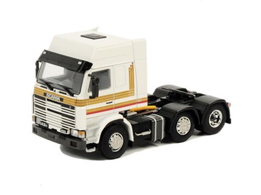 Scania: R113/R143 - Premium Line 6x2 - Cavalo - 1:50 - WSI