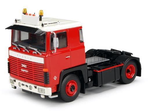 Scania: 140 Super 1000A TBP (4x2) - Cavalo - 1:50 - Tekno