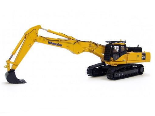 Komatsu: Escavadeira PC450LCD - 1:50 - Universal Hobbies