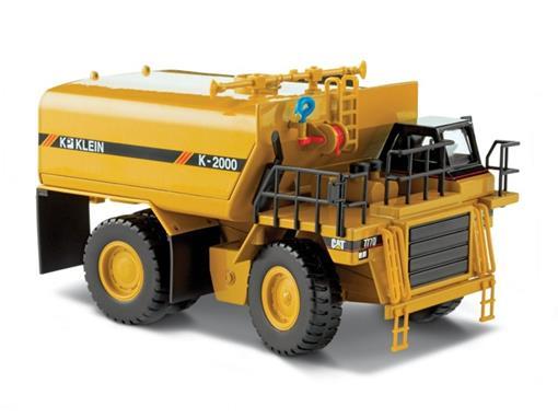 Caterpillar: Caminhão Fora de Estrada 777D - Tanque de Água - 1:50 - Norscot