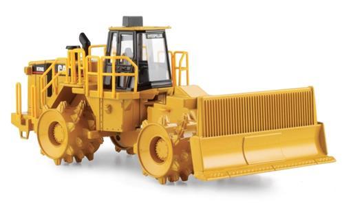 Caterpillar:  836G - Compactador de Aterro - 1:50 - Norscot