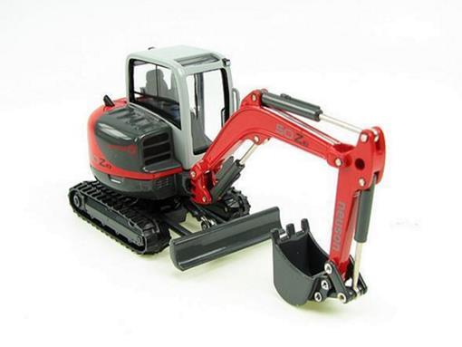 Neuson: Mini Escavadeira 50Z3 - 1:50 - DCP