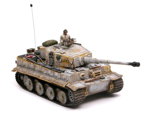 German Army: Tiger I - (Eastern Front, 1944) - 1:32 - Forces of Valor