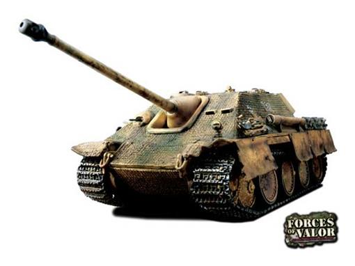 German Army: Jagdpanther - (Normandy, 1944) - 1:32 - Forces of Valor