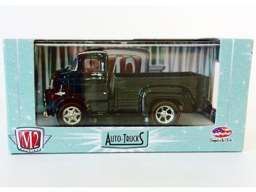 Dodge: COE (1957) Auto Trucks - Preto - 1:64 - M2 Machines