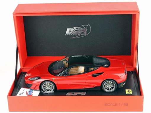 Ferrari: SP1 (2008) Luxury Models From Italy - 1:18 - BBR