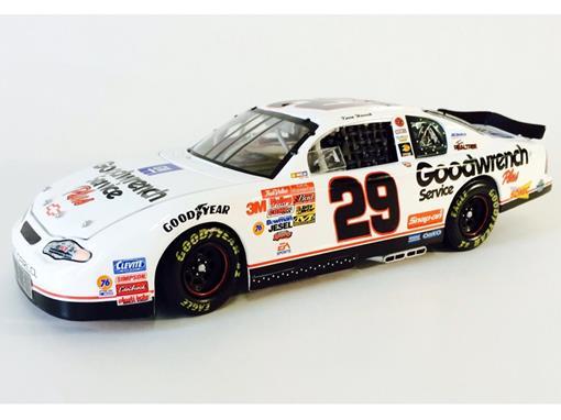 Chevrolet: Monte Carlo - Kevin Harvick #29 ( Nascar 2001) - 1:24 - Action