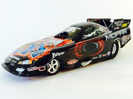 Dodge: Stratus Funny Car - MOPAR - Gary Scelzi (2005) - 1:24 - Action