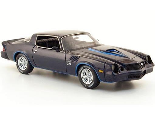 Chevrolet: Camaro Z28 - Azul - 1:43 - Neo Scale Models
