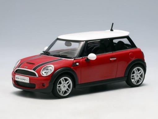 Mini Cooper: S (2006) - Vermelho - 1:43 - Autoart