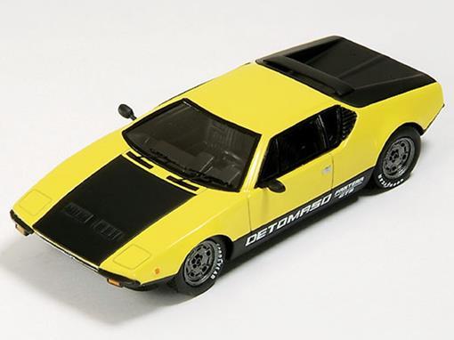 De Tomaso: Pantera GTS (1972) - Amarelo - 1:43 - Spark