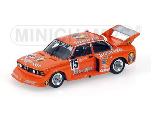 BMW: 320i Grp 5 - Jagermeister - DRM (1977) - 1:43 - Minichamps