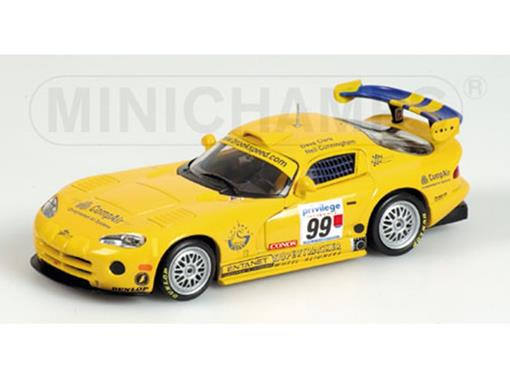 Dodge: Viper GTS-R - British GTC (1999) - 1:43 - Minichamps