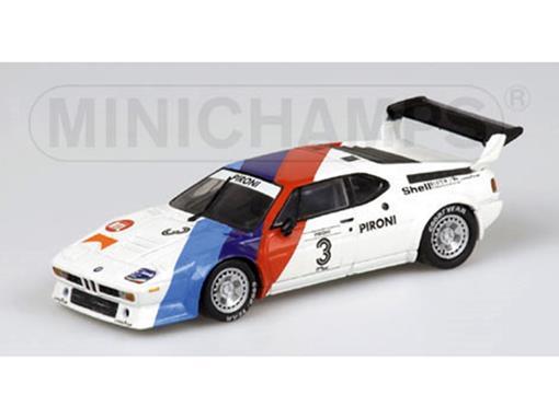BMW: M1 - Didier Pironi #3 - Procar (1979) - 1:43 - Minichamps