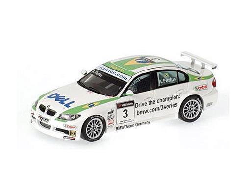 BMW: 320 Si - Augusto Farfus Jr #3 - WTCC 2007 - 1:43 - Spark