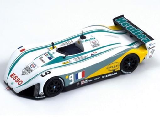 WR LM - #9 Bouvet / David / Balendras - Le Mans 1995 - 1:43 - Spark
