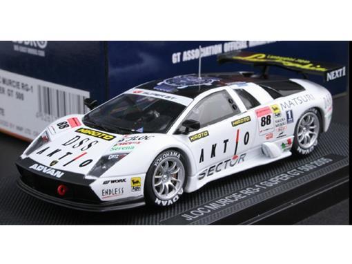 Lamborghini: Murciélago RG-1 Super GT500 (2005) - 1:43 - Ebbro