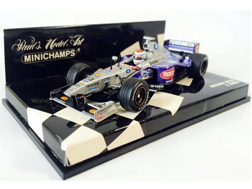 Minardi: M198 - E. Tuero (1998) - 1:43 - Minichamps