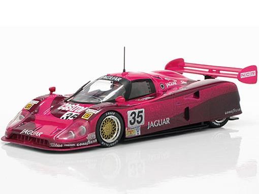 Jaguar: XJR-12 #35 - 24 Horas Le Mans (1991) - 1:43 - Ixo