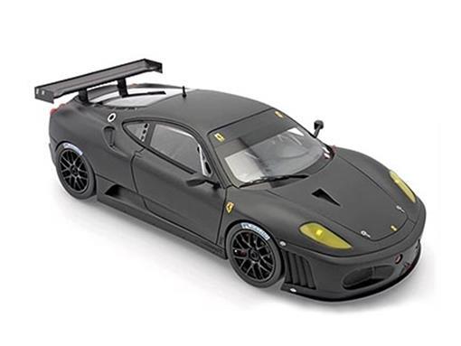 Ferrari: F430 (2005) - Preto Fosco - 1:18 - BBR