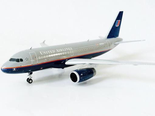United Airlines: Airbus A319 - 1:200 - Gemini Jets