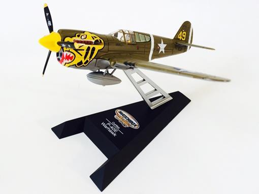 Us Army: Curtiss P-40E Warhawk (1943) - 1:72 - Matchbox