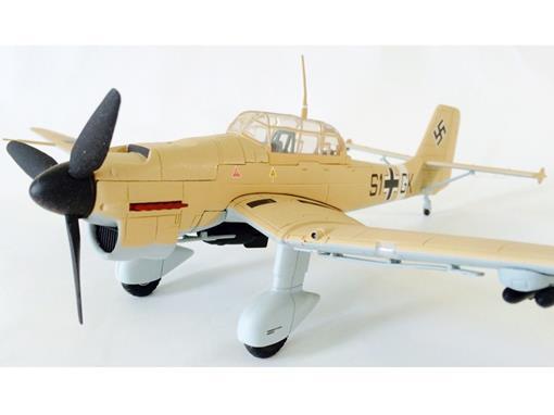 Ju: 87 Stuka Luftwaffe - 1:48 - Collection Armour