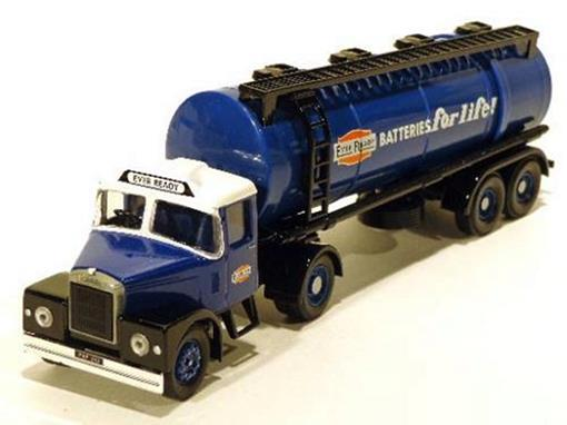 Scammell: Highwayman Tanker Set