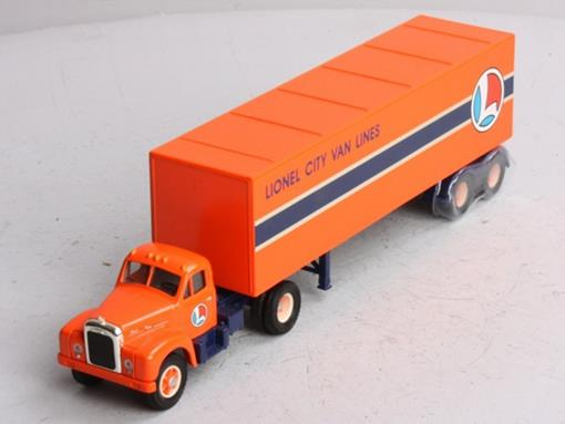 Mack: B Series Semi Truck