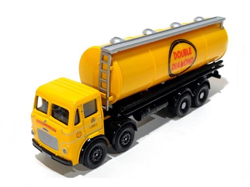 Leyland: Cylindrical Tanker