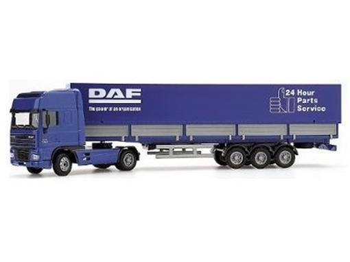 DAF: 95XF - C/ Trailer Coberto - 1:50 - Joal